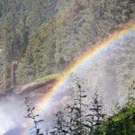 twee regenbogen