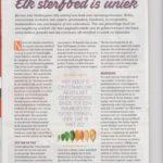Aan het Sterfbed in MAX magazine